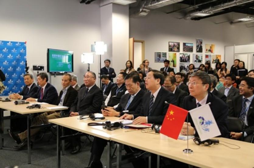 《时尚先生Esquire》受邀联合国气候变化大会 共议低碳中国议