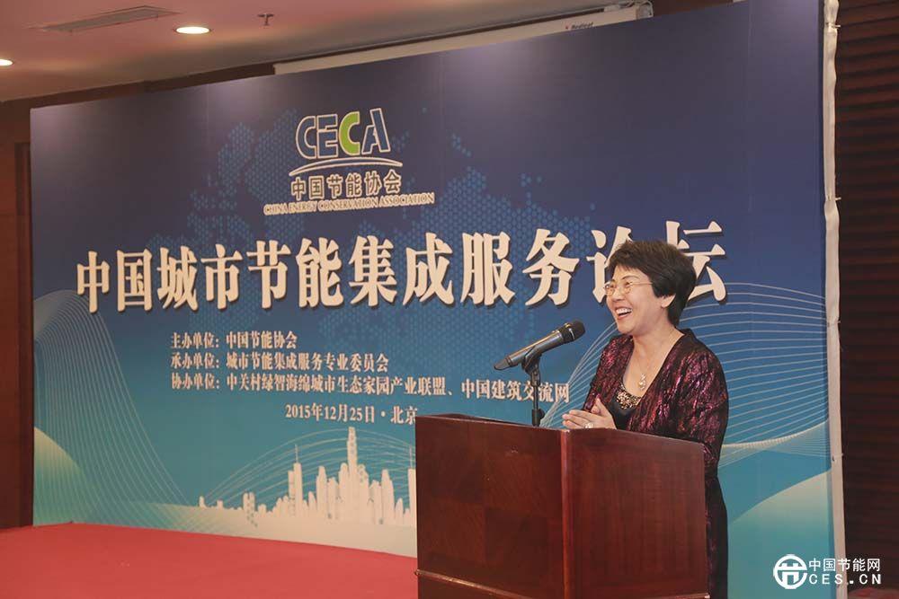 中国城市节能集成服务论坛