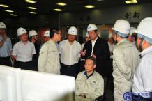 吴新雄调研煤电节能减排升级改造行动计划