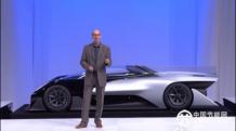 乐视超级汽车PK特斯拉 首次公开亮相