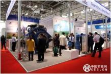南高齿齿轮集团盛装亮相2015北京国际风能大会暨展览会